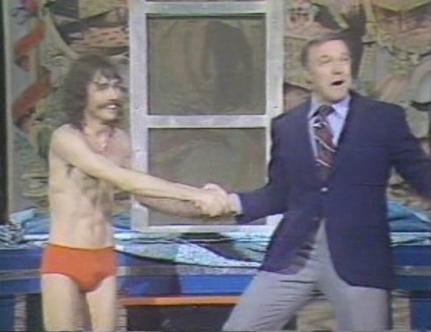Gene Kelly Shaking Hands