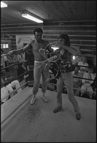 Doug and Ali