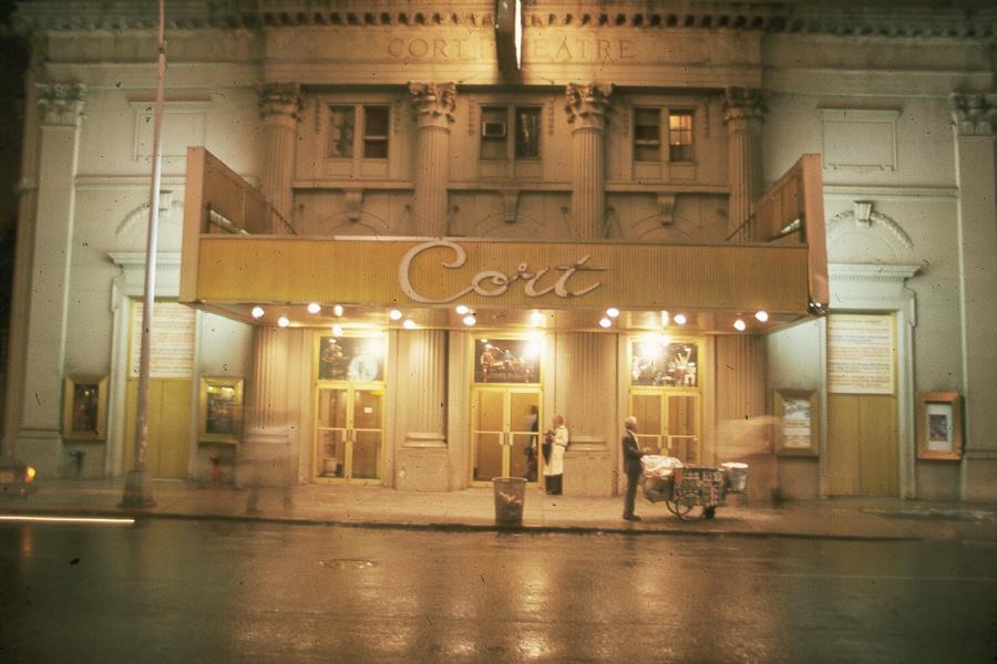 Cort Theatre - 76' 1