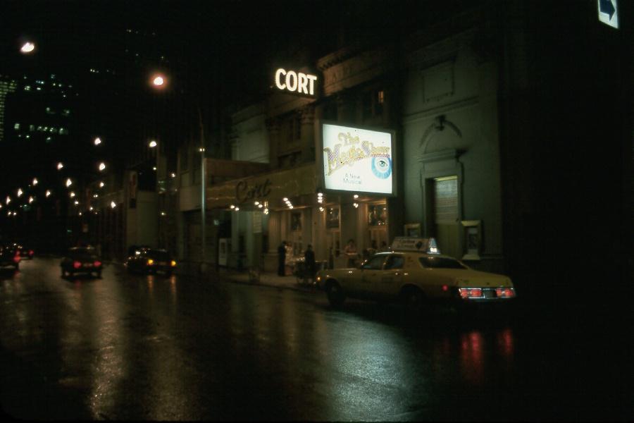 Cort Theatre - 76' 2