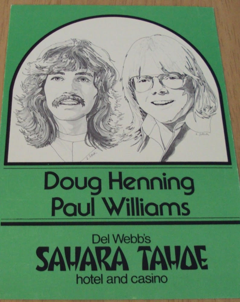 Doug Henning and Paul Williams