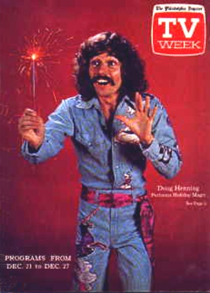 Doug Henning Birthday 1 - Michael Grandinetti Collection