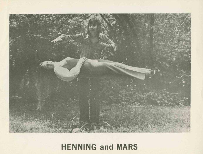 Doug and Mars
