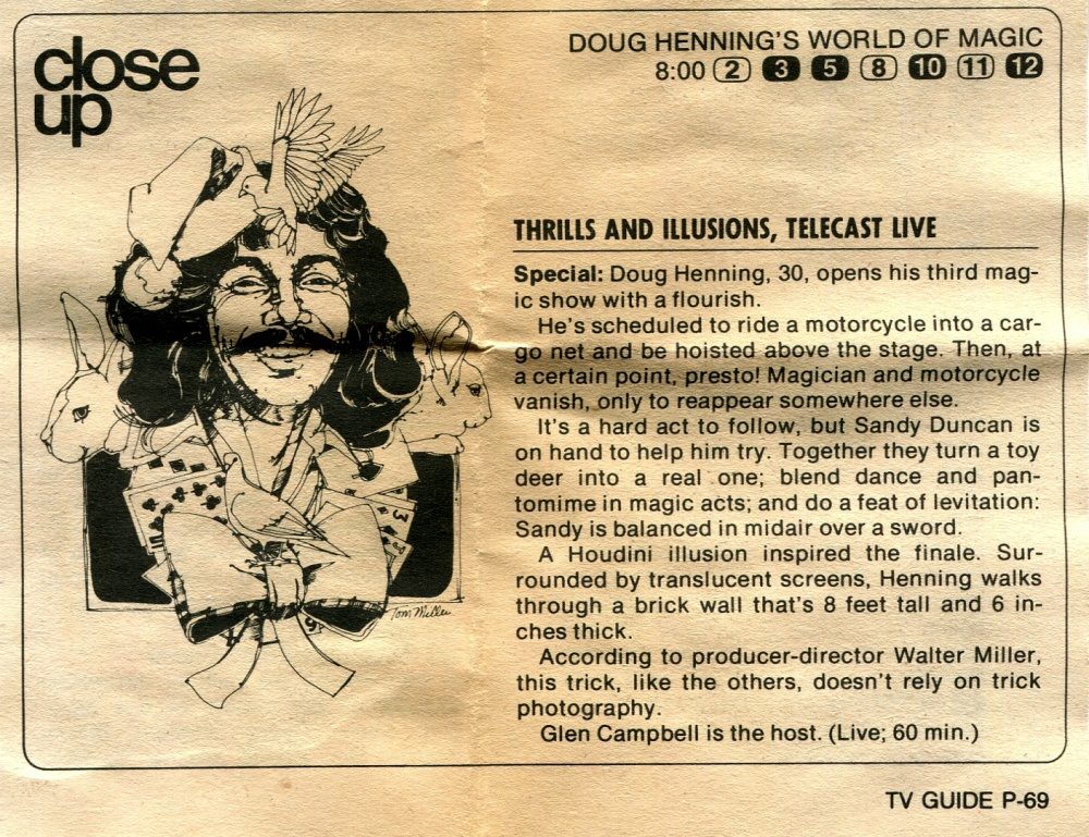 Doug HenningTV Guide Ad 1977.cdr