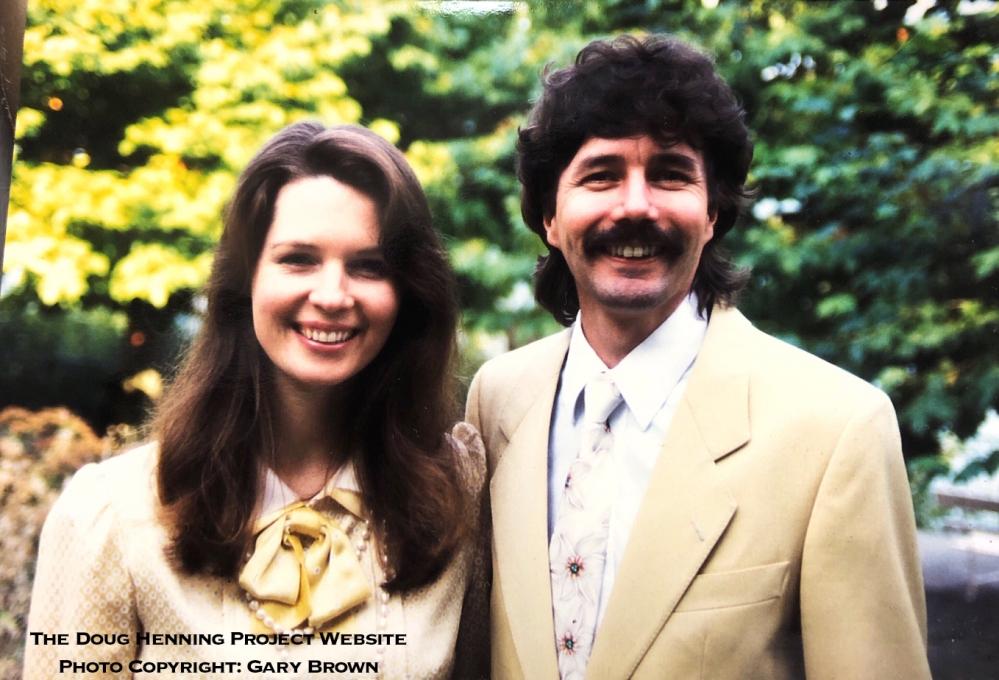 Doug and Debby