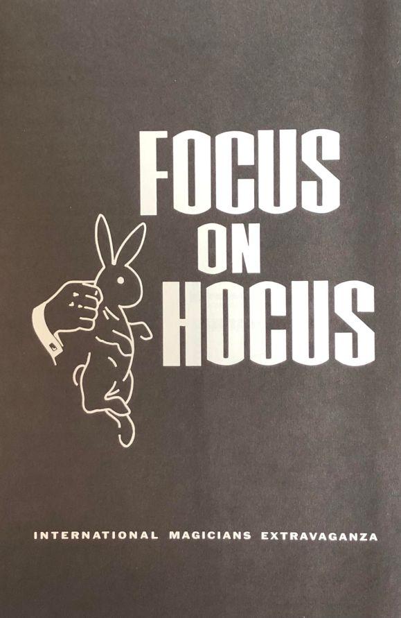 Focus on Hocus Cover