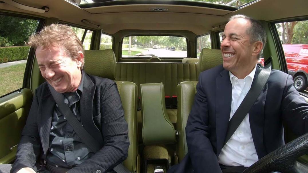 Comedians in Cars Getting Coffee Season 11: Freshly Brewed